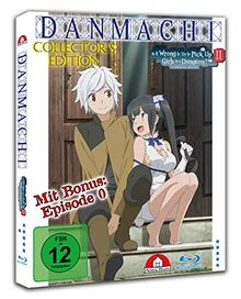 DanMachi - Is It Wrong to Try to Pick Up Girls in a Dungeon? - Staffel 2 - Vol.1 - [Blu-ray] Collector's Edition