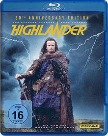 Highlander / 30th Anniversary Edition [Blu-ray]