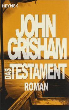 Das Testament: Roman