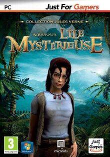 Jules Verne Retour sur L'île mystérieuse