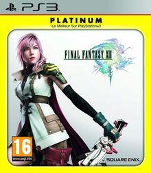Final Fantasy XIII - [PEGI Import Platinum]