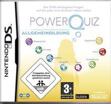 Power Quiz - Allgemeinbildung