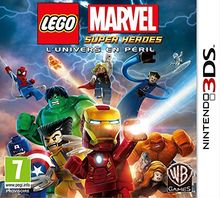 LEGO MARVEL SUPERHEROES 3DS FR