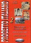 Progetto italiano 2, Libro dei testi: Corso Di Lingua E Civilta Italiana - Livello Intermedio-Medio: Libro Dei Testi E Della Grammatica Level 2