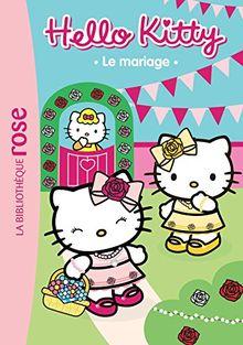 Hello Kitty, Tome 4 : Le mariage
