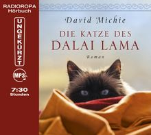 Die Katze des Dalai Lama (ungekürzte Lesung auf 1 MP3-CD)