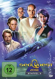 SeaQuest - Die komplette 3. Staffel [4 DVDs]