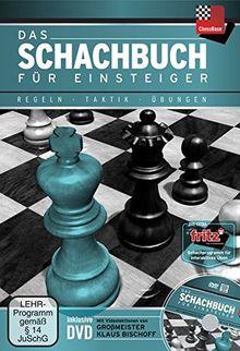 Das Schachbuch für Einsteiger: Regeln - Taktik - Übungen Mit Begleit-DVD: Videolektionen von Grossmeister Klaus Bischoff