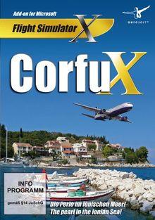Flight Simulator X - Corfu X (Add-On)