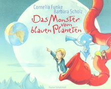 Das Monster vom blauen Planeten