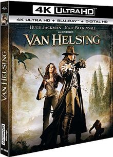 Van Helsing [4K Ultra HD + Blu-ray + Digital UltraViolet]