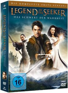 Legend of the Seeker - Die komplette erste Staffel [6 DVDs]
