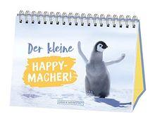 Der kleine Happy-Macher!: Spiralbuch
