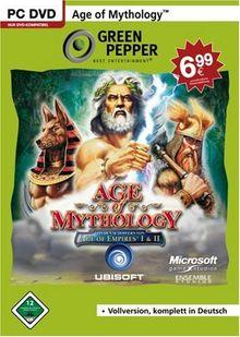 Age of Mythology [Green Pepper]