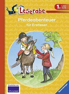 Leserabe - Sonderausgaben: Pferdeabenteuer für Erstleser
