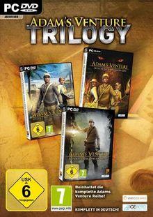 Adams Venture Trilogy (PC)