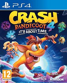 ACTIVISION NG Crash Bandicoot 4 It's About Time – PS4