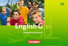 English G 21 - Ausgabe D: Band 1: 5. Schuljahr - Vokabeltaschenbuch