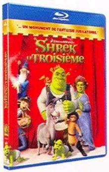 Shrek le troisieme [Blu-ray] [FR Import]