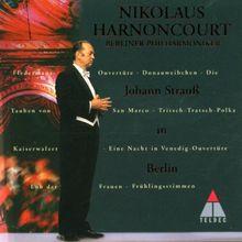 Johann Strauss in Berlin