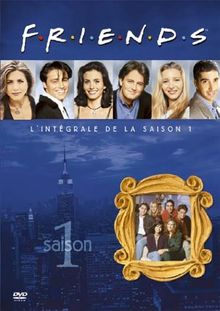 Friends - L'Intégrale Saison 1 - Édition 3 DVD (Nouveau Packaging) [FR IMPORT]