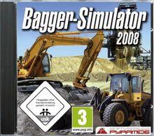 Bagger-Simulator 2008 [Software Pyramide]