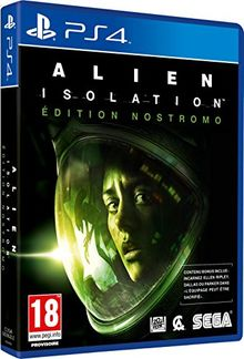 Sony - Alien : Isolation - édition nostromo Occasion [ PS4 ] - 5055277023783