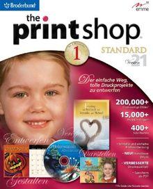 PrintShop 21 Standard