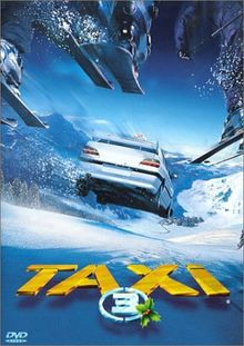 Taxi 3 - Édition 3 DVD [FR Import]