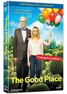 Coffret the good place, saison 2, 12 épisodes