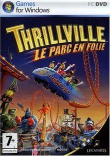 Thrillville Le Parc En Folie - PC - FR