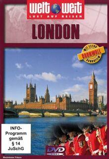 London mit Bonusfilm Cornwall (Reihe: welt weit) Gesamtlänge: ca. 80 Min.