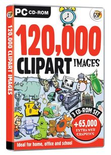 120,000 Clipart [Import]