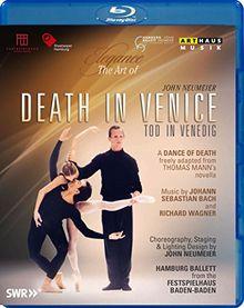 Elegance - The Art of John Neumeier   Death in Venice [Blu-ray]