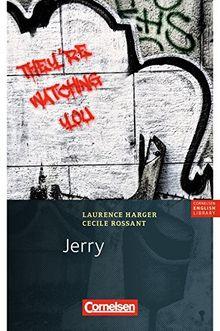 "Cornelsen English Library - Fiction: 7. Schuljahr, Stufe 3 - Jerry: Lektüre zu ""English G Access"""