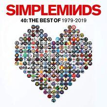 40: the Best of Simple Minds (2lp) [Vinyl LP]