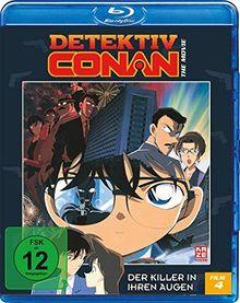 Detektiv Conan - 4. Film: Der Killer in ihren Augen [Blu-ray]