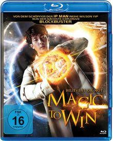 Magic to Win [Blu-ray]