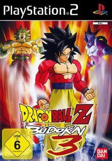 Dragonball Z: Budokai 3 [Software Pyramide]