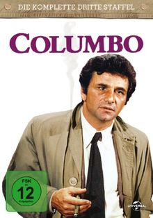Columbo - 3. Staffel [4 DVDs]