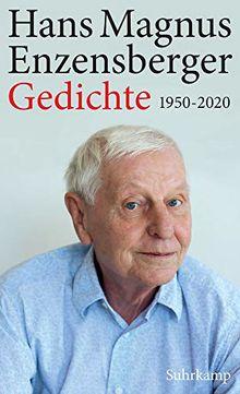 Gedichte 1950-2020 (suhrkamp taschenbuch)