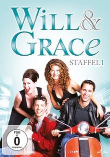Will & Grace - Season 1 [4 DVDs]