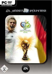 FIFA Fussball-Weltmeisterschaft 2006 (EA Most Wanted) (DVD-ROM)
