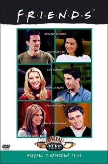 Friends, Staffel 3, Episoden 13-18