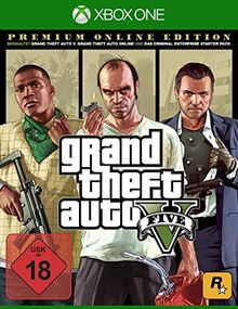 Grand Theft Auto V - Premium Edition - [Xbox One]