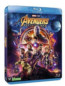 Avengers 3 : infinity war [Blu-ray] [FR Import]