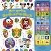 Disney Baby - Mein großes Geräusche-Buch - 27-Button-Soundbuch mit 24 Seiten für Kinder ab 3 Jahren