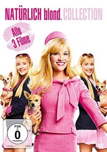 Natürlich blond! - Teil 1-3 [3 DVDs]