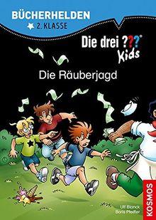 Die drei ??? Kids, Bücherhelden, Die Räuberjagd