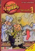 Kommissar Kugelblitz. Grossdruck: Kommissar Kugelblitz Sammelband 01: Die rote Socke / Die orangefarbene Maske / Der gelbe Koffer